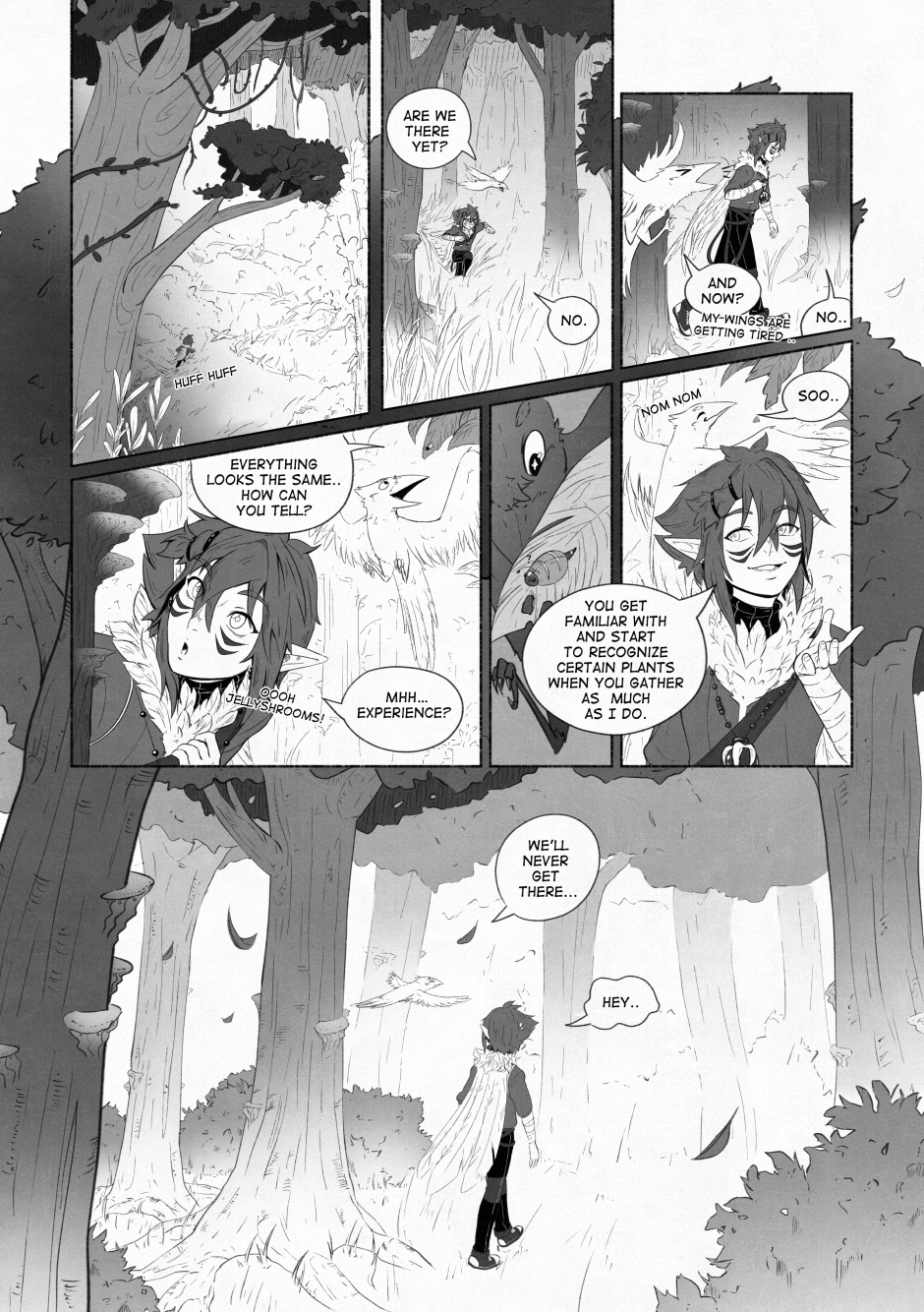 Chapter 02 – A beautiful flower. P.02