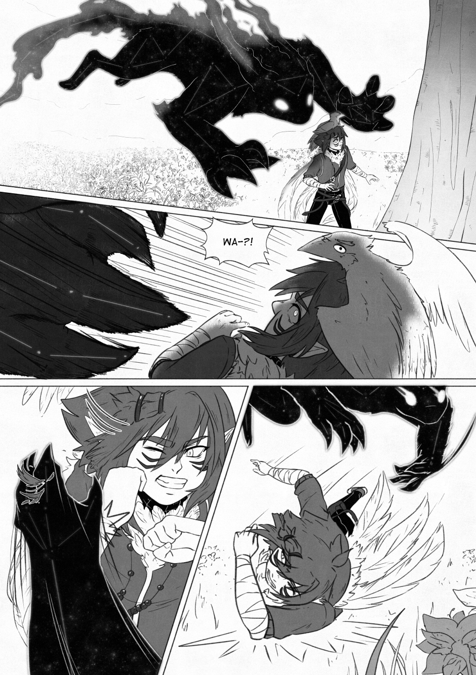 Chapter 02 – A beautiful flower. P.14